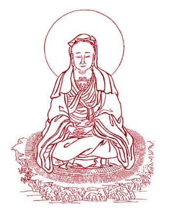 Good posture for meditation